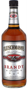 Fleischmann's Brandy Five Star 1.00l